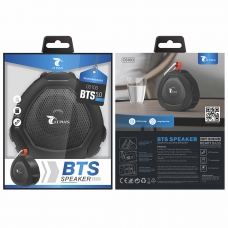 LT PLUS C6100 ALTAVOZ INALÁMBRICO BTS 5.0 SHOCKING BASS NEGRO