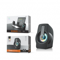 WOOX WF2890 WIRED SPEAKER PARA PC NEGRO