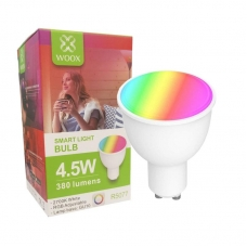 WOOX R5077 SMART LED LIGHT BULB 4.5W 2700K