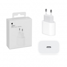 APPLE ADAPTADOR DE CORRIENTE USB-C DE 20W BLANCO