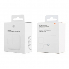 APPLE ADAPTADOR DE CORRIENTE USB 12W BLANCO