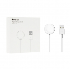 APPLE CABLE DE CARGA MAGNÉTICA PARA IWATCH 2M BLANCO