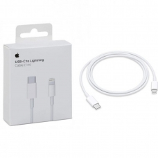 APPLE CABLE DE USB-C A CONECTOR LIGHTNING 1M BLANCO
