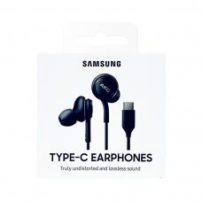 SAMSUNG AKG AURICULARES IN-EAR CON CONECTOR USB-C PARA SAMSUNG NOTE 10+ NEGRO