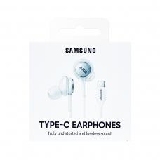SAMSUNG AKG AURICULARES IN-EAR CON CONECTOR USB-C PARA SAMSUNG NOTE 10+ BLANCO