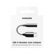 SAMSUNG AUDIO ADAPTADOR USB-C TO 3.5MM  NEGRO