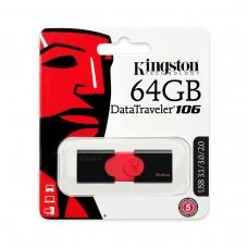 KINGSTON PENDRIVE DE 64GB USB 3.1/3.0/2.0