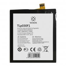 WOOX BATERÍA TLP030F1 PARA ALCATEL IDOL 4S/OT6070 3000MAH 3.84V 11.52WH