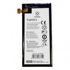 WOOX BATERÍA TLP025C1 PARA ALCATEL POP 4 PLUS/OT5056 2500MAH 3.8V 9.5WH