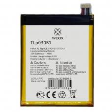WOOX BATERÍA TLP030B1 PARA ALCATEL POP S7/OT7045 3000MAH 3.8V 11.4WH