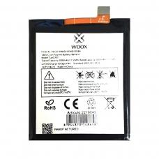 WOOX BATERÍA TLP029D1 PARA Alcatel 3X OT5058/5052D/5086D/5034D 2900MAH