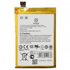 WOOX BATERÍA C11P1424 PARA ASUS ZENFONE 2/ZE551ML/ZE550ML/Z00AD 2900MAH 3.85V 11.5WH
