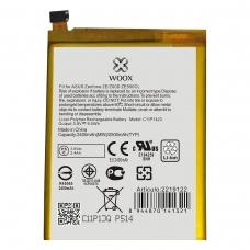 WOOX BATERÍA C11P1423 PARA ASUS ZENFONE 2E/Z00D/ZE550CL 2400MAH 3.8V 9.5WH