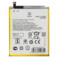 WOOX BATERÍA C11P1609 PARA ASUS ZENFONE 3 MAX 5.5 ZC553TL 4020MAH 3.85V 15.48WH