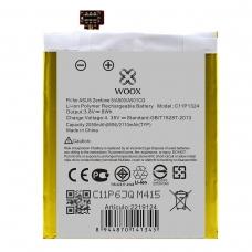 WOOX BATERÍA C11P1324 PARA ASUS ZENFONE 5/A500/A501CG 2050MAH 3.8V 8WH