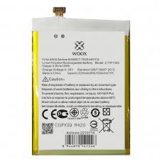 WOOX BATERÍA C11P1325 PARA ASUS ZENFONE 6/A600CT/T00G/A601CG 3230MAH 3.8V 12WH