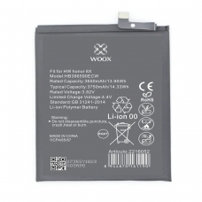 WOOX BATERÍA PARA HUAWEI HONOR 8X/GLORY 8X/VIEW 10 LITE 3750MAH
