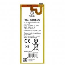WOOX BATERÍA HB3748B8EBC PARA HUAWEI G7/G760/C199/MAIMANG 3 3000MAH 3.8V 11.4WH
