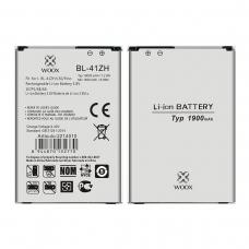 WOOX BATERÍA BL-41ZH PARA LG L50/FINO 1820MAH 3.8V 6.9WH