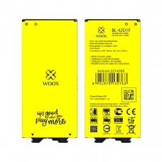 WOOX BATERÍA PARA LG G5/US992/H968/H960/H830/H868/F700L/S/K 2700MAH