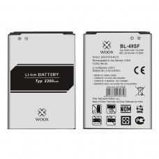WOOX BATERÍA BL-49SF PARA LG G4S/H735/H515 2210MAH 3.85V 8.5WH