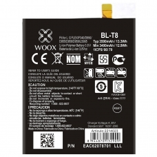 WOOX BATERÍA BL-T8  PARA LG G FLEX/F340/D950/D955/D958/D959/LS995 3400/3500MAH