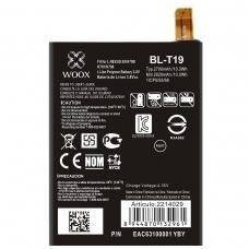 WOOX BATERÍA BL-T19 PARA LG NEXUS 5X/H790/H791/H798 2620/2700MAH