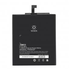 WOOX BATERÍA BM33 PARA XIAOMI MI 4I 3030MAH 3.84V 11.6WH