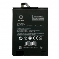 WOOX BATERÍA BM50 PARA XIAOMI MI MAX 2 5200MAH 3.85V 20.2WH