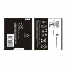 WOOX BATERÍA HC40 PARA MOTO C 2245MAH 3.8V 8.6WH