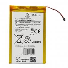 WOOX BATERÍA FC40 PARA MOTO G LTE G3/XT1548 2315MAH 3.8V 8.8WH