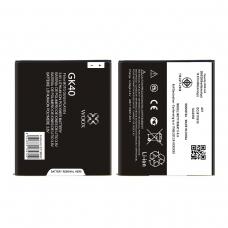 WOOX BATERÍA GK40 PARA MOTO G5/G4 PLAY/E4 2685MAH 3.8V 10.2WH