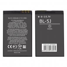 WOOX BATERÍA BL-5J PARA NOKIA 5230/5800/520/X1-1/X6/5235/X9/C3 1320MAH 3.7V 4.9WH