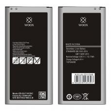WOOX BATERÍA EB-BJ710CBC PARA SAMSUNG J7 2016 J710/J7 PRIME/J7 PREX/J7 PRO/J727 3300MAH 3.85V 12.7WH