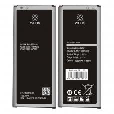 WOOX BATERÍA EB-BN910BBC PARA SAMSUNG NOTE 4/N9100 3220MAH 3.85V 11.55WH