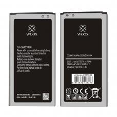WOOX BATERÍA EB-BG900BBC PARA SAMSUNG S5 I9600 2800MAH 3.85V 10.78WH