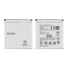 WOOX BATERÍA BA700 PARA SONY XPERIA NEO V/MT15I/MK 16I/LT 16I 1500MAH 3.7V 4.5WH