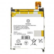 WOOX BATERÍA PARA SONY XPERIA Z ULTRA/XL39/C6802/C6806/C6833 3000MAH 3.8V 11.4WH