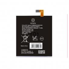 WOOX BATERÍA PARA SONY XPERIA T3/M50/D5102/D5103 2500MAH