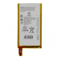 WOOX BATERÍA PARA SONY XPERIA Z3 MINI/C4 2600MAH 3.8V 9.9WH