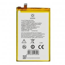 WOOX BATERÍA PARA ZTE BLADE A610 PLUS 4900MAH 3.85V 18.87WH