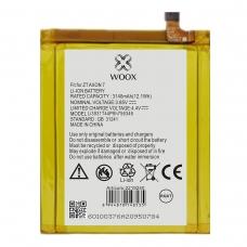 WOOX BATERÍA PARA ZTE AXON 7 3140MAH 3.85V 12.1WH