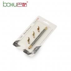 BAKU 7380-C cuchillo removedor de pegamento