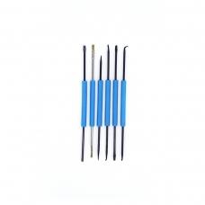 BEST BST-10 set de destornilladores azul 6pcs