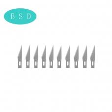 BAI SHUN DA BSD-11A hoja de cuchilla(10Pcs)