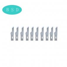 BAI SHUN DA BSD-16 hoja de cuchilla(10Pcs)