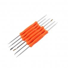 BEST BST-10 set de destornilladores naranja 6pcs