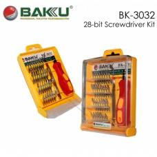 BAKU BK-3032 Set destornillador 32 en 1 y piezas para desmontaje