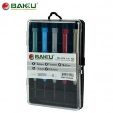 BAKU BK-5530 Juego de destornilladores de precisión para reparación