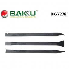 BAKU BK-7278 Set de herramientas de plastico para aperturas